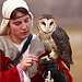 Eslite d'Corps - Birds of Prey and Falconry Demonstration - Masked Owl