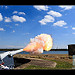Fort Lytton Cannon Firing