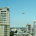 Holden Blimp over Brisbane