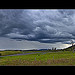 Reedy Creek Storm Panorama