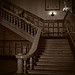 Stairs of a Bygone Era