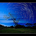 Star-trails from our Workshop
