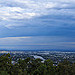 Today's storm from Mt Coot-tha: A photo on Brisbane Photos